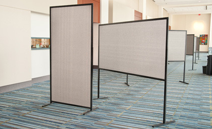 Exhibition Display Boards : Exhibition display board view specifications & details of