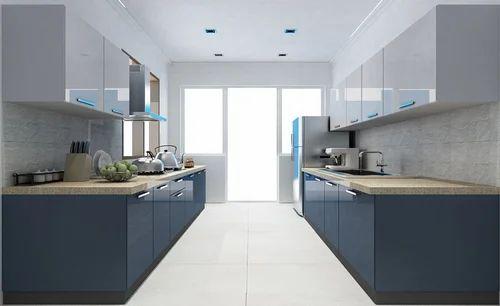 Parallel Modular Kitchen at Rs 100000/no | Modular ...