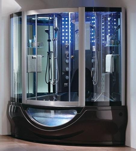 Steam Shower Room With Jacuzzi Steam Shower Room With