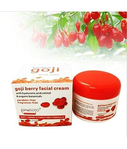 goji berry face cream reviews