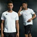 White Sports T-shirt