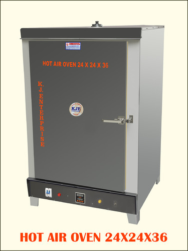 Scintific Instruments Hot Air Oven Manufacturer From