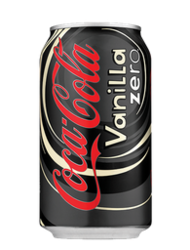 Diet Zero Vanilla Coke