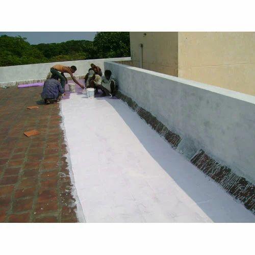 Terrace Waterproofing Service, छत की जलरोधी की