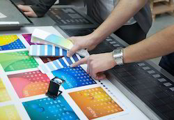 Commercial Printing Service