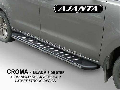 Innova Crysta Side Step Black Foot Step At Rs 7500 Pair S