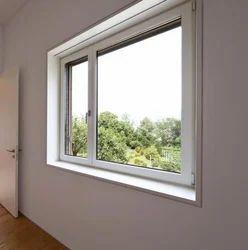 UPVC Casement Windows, Glass Thickness: 5 - 10 mm