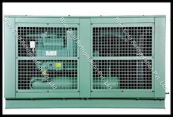 Blue Cold Refrigeration System - Outdoor