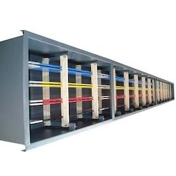 Na Three Phase Bus Duct Indoor Panel, IP Rating: IP40, for Motor Control