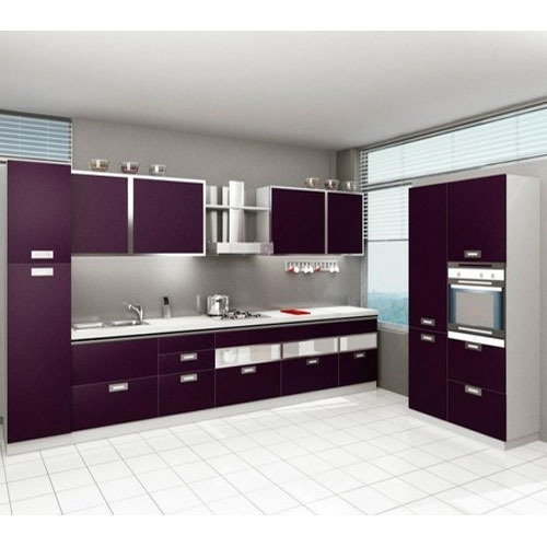Modular Kitchen: Luxury Modular Kitchen At Rs 1800 /square Feet