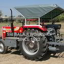 Massey Ferguson 245 Tractor Mounted Air Compressor