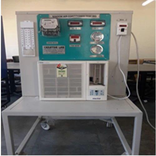 RAC LAB - Refrigeration Test Rig Exporter from Ambala