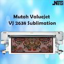 Dye Sublimation Printers - Mutoh Valuejet 2638WX