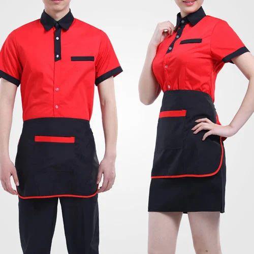 Restaurant Staff Uniform