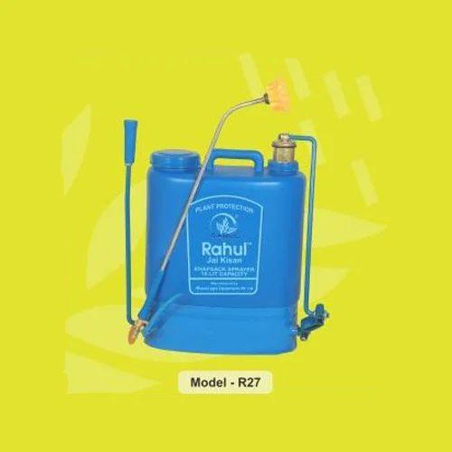 Rahul R27 Knapsack Sprayers, 16 liters