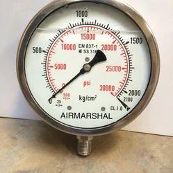 SS Differential Pressure Gauge