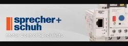 Din Rail Sprecher Schuh Relay For Electrical, 110-440V