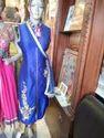 Ladies Royal Blue Suit