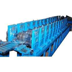 Guiding Channel Making Machine