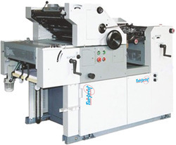 Sheetfed Offset Machines