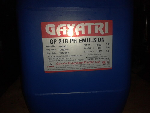 GP 21R PH Emulsion
