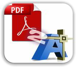 PDF to CAD Conversions Service