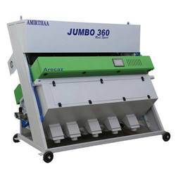AMIRTHAA Boiled Rice Sorting Machine