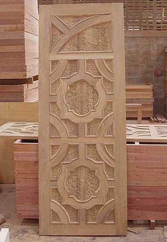 Akshara Carving Design Pooja Room Door Akshara Designer