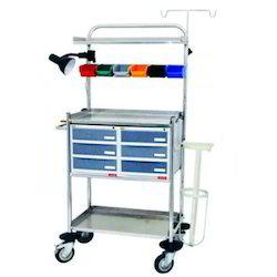 Crash Cart - Crash Cart Suppliers & Manufacturers in India