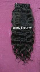 Indian Natural Virgin Hair Wavy