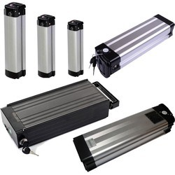 Lithium Ion Electric Bicycle Battery, Nominal Voltage: 36 V