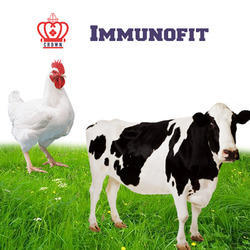 Herbal Feed Additive For Immunity