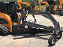 Grader Attachment For Skid Steer Loader