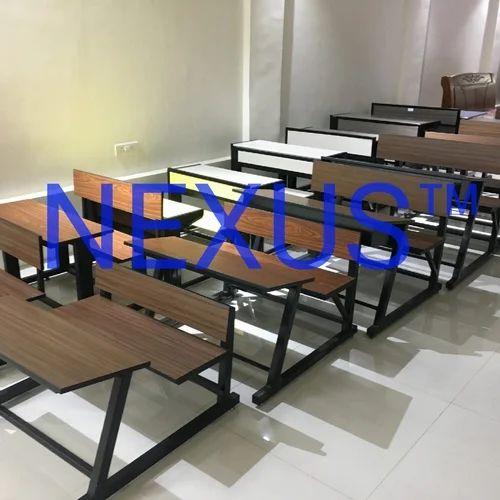 Nexus Wooden School Desk