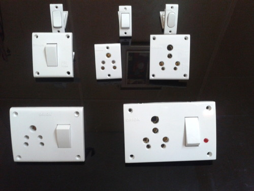 Electrical Switches And Sockets Anchor Electrical Switch
