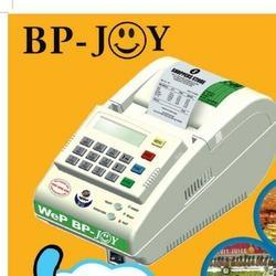 WEP BP Joy Billing Machines