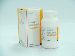 Lopimune (Lopinavir & Ritonavir) Medicines