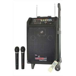 Ahuja 100 W PA Personal DJ System, for Personal Use