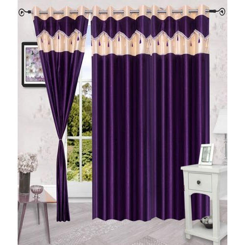 Polyester Stylish Curtain Polyester Parda पलएसटर