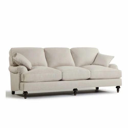 English Roll Arm Sofa ड ज इनर स फ