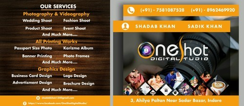 Graphics Design Services In Indore By Oneshot Digital Studio Id 16692853391