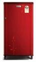 Direct Cool Single Door Refrigerator Red Marvel
