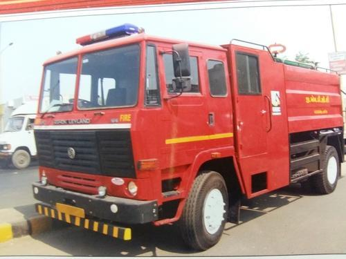 Industrial Water Fire Tender