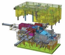 CAD / CAM Individual Designer Injection Mold Tool Design, Manufacturing, Pan India