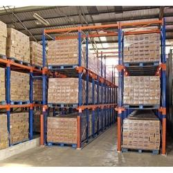 Heavy Duty Drive In Out Pallet Rack