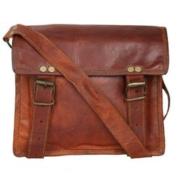 Genuine Leather iPad Messenger Bag MESS127