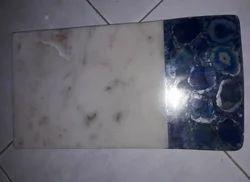 Marble Agate Chopping Board
