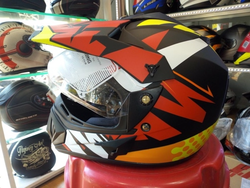 Off Road Motorcycle Helmets