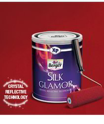 Berger Silk Glamour Luxury Emulsion