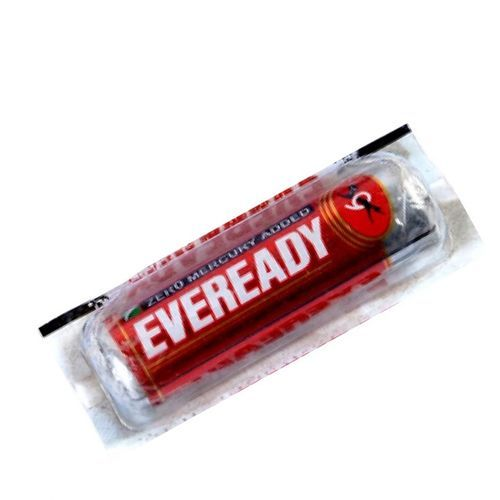 Power Battery Cells Eveready Cell Heavy Duty No 1015